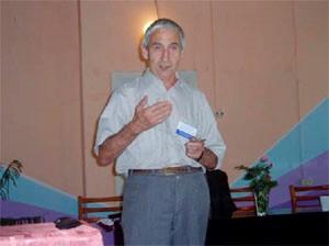 Доктор химических наук, профессор С.Д.Разумовский