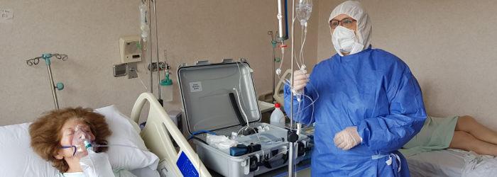 Зарубежный опыт применения озонотерапии при коронавирусной инфекции COVID-19